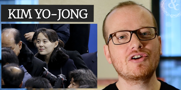 Why Is The Media Fawning Over Kim Jong Un's Sister At The Winter Olympics?