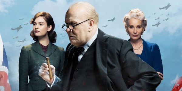 'Darkest Hour': Good Film, But A Couple Of Historical Concerns