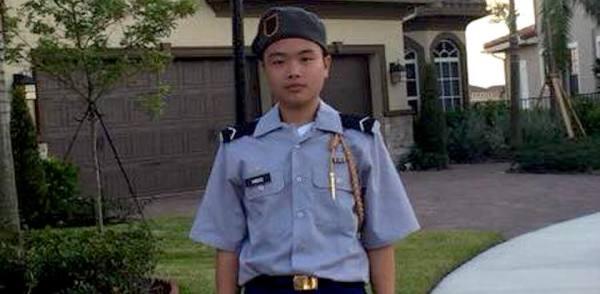 A JROTC Freshman Sacrificed Himself To Help Classmates Escape During Florida Shooting