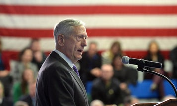 Defense Secretary Mattis Has Some Questions To Answer About A Company Just Charged With 'Massive Fraud'