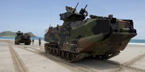 How Marines Are Rethinking The Art Of The Amphibious Assault For The Next Big War