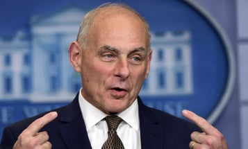 A Secret Service Agent Reportedly Tackled A Chinese Security Official After He Grabbed John Kelly