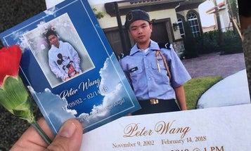 A Fallen Cadet Lived His Ideals To The End. What About The Rest Of Us?