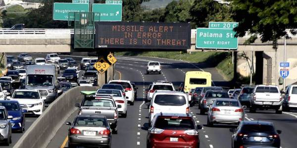 Report: Hawaii Wasn't Even Close To Ready For Its False Missile Alert
