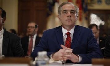 Here's Why Veterans Groups Are Circling The Wagons Around Embattled VA Secretary Shulkin