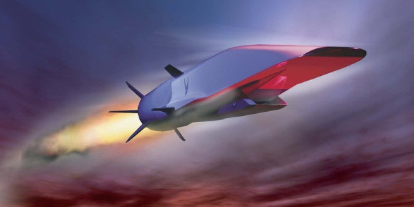 Get Ready For The Era Of Hypersonic Flight — At Five Times The Speed Of Sound