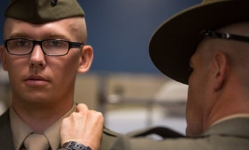 At Boot Camp, Marines Get Two Whole Weeks Of Not Getting Screamed At. Here's Why