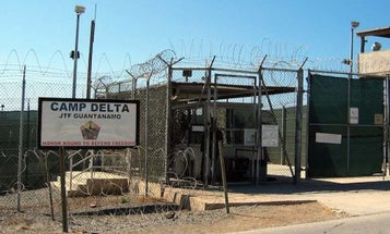 Guantanamo Wildfires Ignite Cuban Minefield, Force Evacuation Of Navy Housing