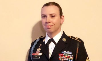 'We're Already Here': A Renewed Transgender Ban Would Kill This Seasoned Army Grunt's Long Career