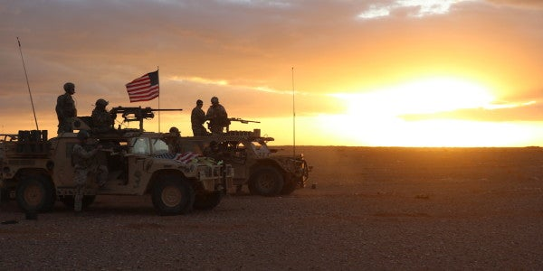 US Service Member Among Coalition Troops Killed Fighting ISIS In Syria