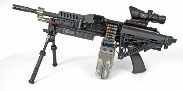 The Army Says Its Next-Generation Assault Rifle Will Pack A Punch Like A Tank's Main Gun