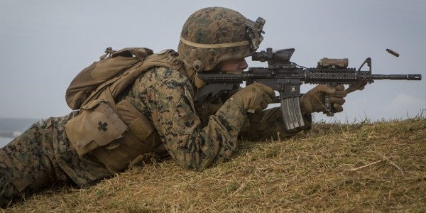 Combat Troops Have Been Complaining About The M4 And M16 For Years. Now The Pentagon Is Doing Something About It