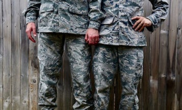 'Don't Ask, Don't Tell' Is Gone, But Its Effects Still Haunt LGBT Veterans