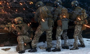 What We Know About KSSO, The 2,000-Strong Russian 'Delta Force' Training For War