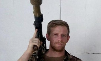 Former West Point Cadet Turns Up In Chicago ER After Getting Shot Fighting ISIS In Syria