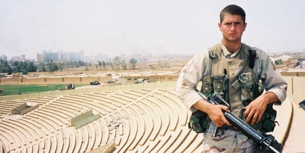 This Marine Says The Corps 'Kicked' Him 'To the Curb.' Now He's Fighting Back