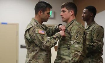 This Green Beret Was Rewarded For Heroism — On A North Carolina Highway