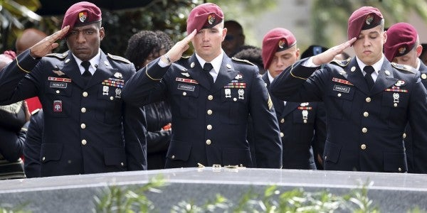 5 Months After A Deadly Mission, Troops In Niger Are Finally Getting Danger Pay