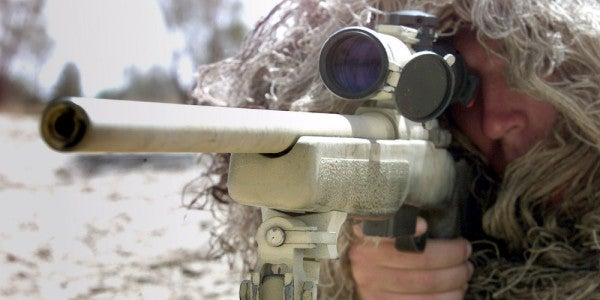 Here's How One Sniper Killed An ISIS Fighter From More Than 2 Miles Away