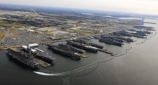 The Navy Is Still Baffled By The Mysterious Scuba Diver Reportedly Spotted At Naval Station Norfolk