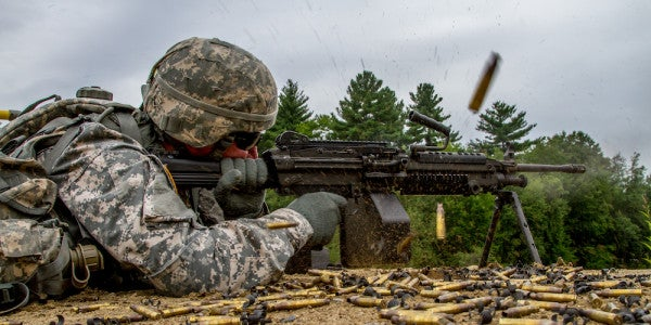 The Infantry Squad Is America's Best Strategic Weapons System