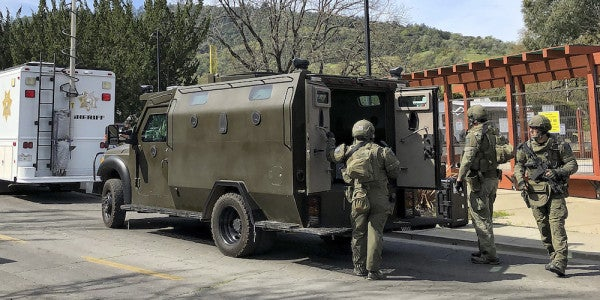 Gunman, 3 Hostages Found Dead Following Daylong Standoff At America's Largest Veterans' Home