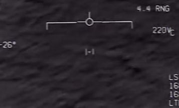 Declassified Video Purportedly Shows Navy Pilots Encountering Mysterious UFO