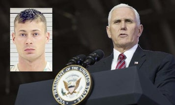 National Guard Soldier Sentenced For Threatening To Kill The Vice President