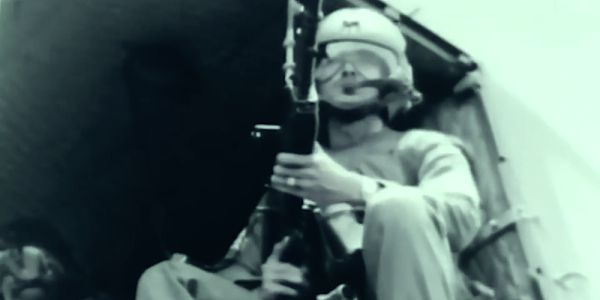 This Retro Army Training Video For Vietnam-Era Door Gunners Is Scarily Adorable