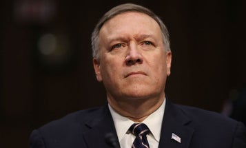 Mike Pompeo Ran The CIA. Now He's The Trump Administration's Top Veteran.