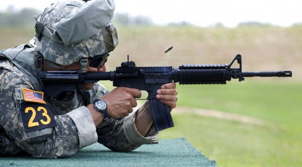 How The M4 Became The Gun the Army Loves To Go To War With