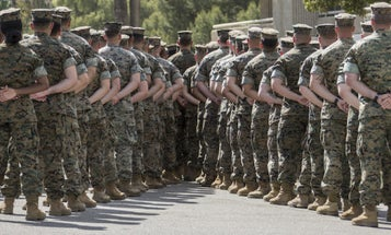 The Marine Corps Can't Seem To Hold Onto A Few Good Men