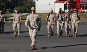 Marine Forces Reserve Battalion Commander Found Dead in Home