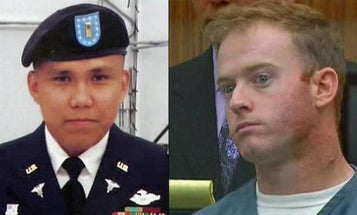 Former Marine Pleads Guilty To Brutal Slaying Of Army Reservist Less Than An Hour Into His Murder Trial