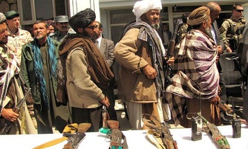 The Taliban Is Waging An Online Flame War Against The United States