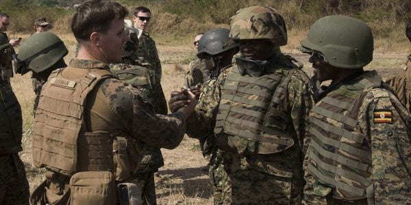 US Troops In Africa Aren't Seeking Combat, But They Keep Finding It Anyway