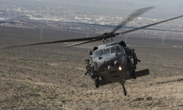 7 US Troops Killed During Helicopter Crash In Iraq