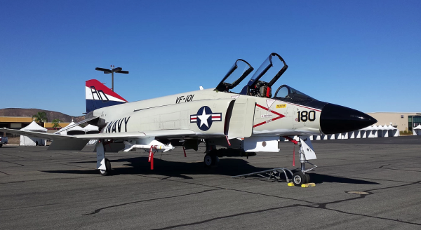 You Can Now Buy Your Very Own F-4 Phantom For A Total Steal