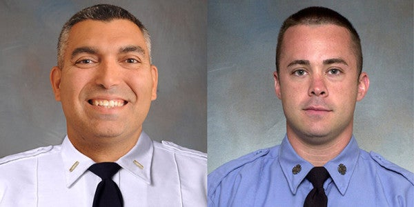 2 FDNY Firefighters Were Killed In The Helicopter Crash In Iraq