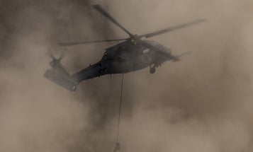 The Air Force Has Identified The 7 Killed In A Helicopter Crash In Iraq