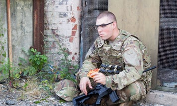 Get Pumped: Soldiers Are About To Get MRE Pizza That Can Last For 3 Years