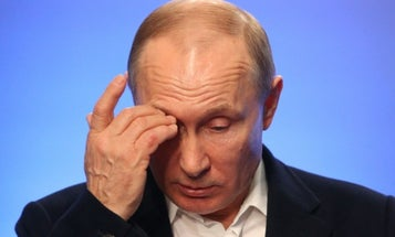 Putin's Biggest Enemies Threw A Powwow Just To 'Piss Him Off.' Here's What They Said