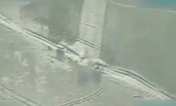 Watch An A-10 Thunderbolt Obliterate A Taliban Truck