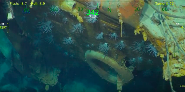 The Warship That Sank With 5 Sullivan Brothers Aboard Has Been Found
