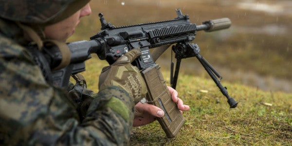 The Marine Corps' New Rifle Is Super Expensive — And No One Knows Why