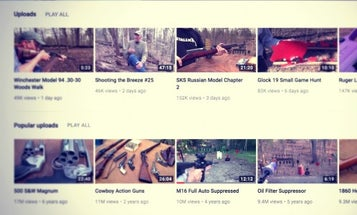 YouTube Is Coming For Your Gun Videos