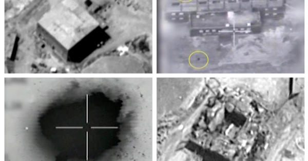 Watch The Now-Declassified Moment Israel Neutralized Syria's Nuclear Reactor