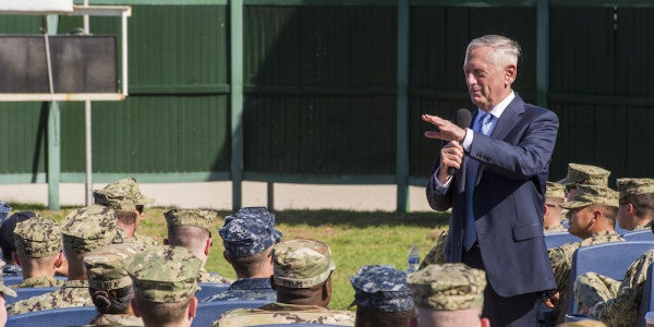 Did Mattis Fire A Guantanamo War Court Overseer For Getting Soft On The 9/11 And USS Cole Cases?