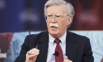 John Bolton Should Be Ashamed Of Himself. But That Would Require A Sense Of Shame