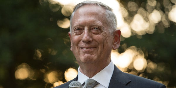Why Mattis Is One Cabinet Member Trump Won't Fire Anytime Soon